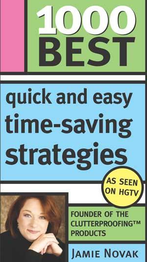 1000 time saving strategies by Jamie Novak